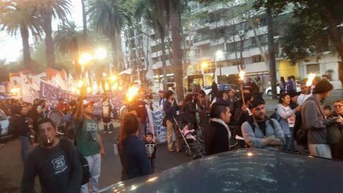 MARCHA ANTORCHAS FRANCO AGOSTO 2017 (1)
